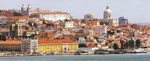 Lisboa,старый город