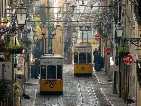 Трамваи Лиссабона